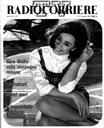 Anno 1968 Fascicolo n. 33
