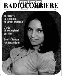 Anno 1968 Fascicolo n. 37