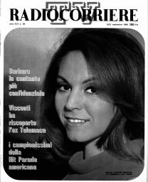 Anno 1968 Fascicolo n. 38