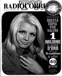 Anno 1968 Fascicolo n. 40