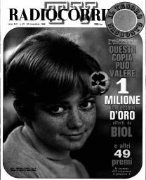 Anno 1968 Fascicolo n. 45
