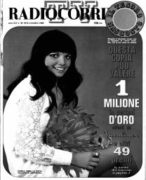 Anno 1968 Fascicolo n. 46