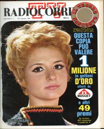 Anno 1969 Fascicolo n. 1