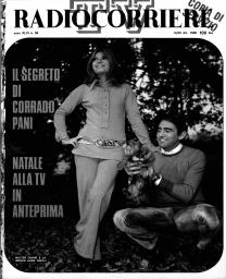 Anno 1969 Fascicolo n. 50