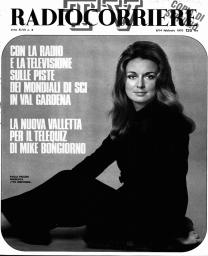 Anno 1970 Fascicolo n. 6