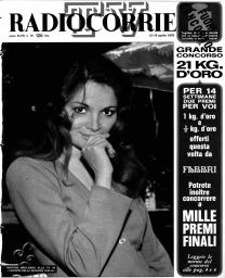 Anno 1970 Fascicolo n. 15