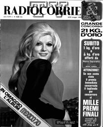 Anno 1970 Fascicolo n. 19