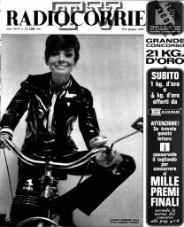 Anno 1970 Fascicolo n. 23