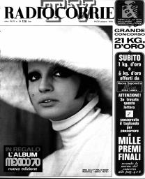 Anno 1970 Fascicolo n. 24