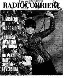 Anno 1970 Fascicolo n. 31