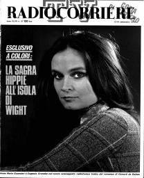 Anno 1970 Fascicolo n. 37