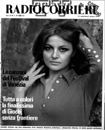 Anno 1970 Fascicolo n. 39