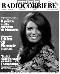 Anno 1970 Fascicolo n. 47