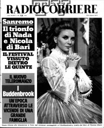 Anno 1971 Fascicolo n. 10