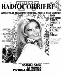 Anno 1971 Fascicolo n. 19