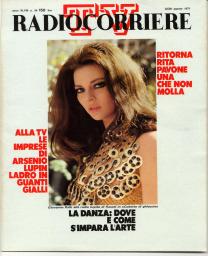 Anno 1971 Fascicolo n. 34
