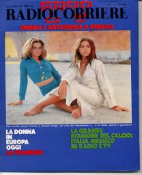 Anno 1971 Fascicolo n. 38