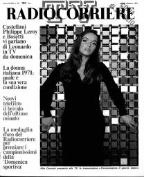 Anno 1971 Fascicolo n. 43