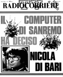 Anno 1972 Fascicolo n. 10