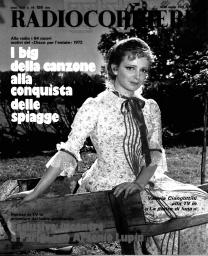 Anno 1972 Fascicolo n. 16