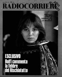 Anno 1972 Fascicolo n. 23