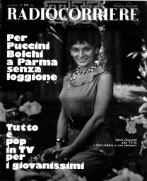 Anno 1972 Fascicolo n. 31