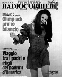 Anno 1972 Fascicolo n. 37