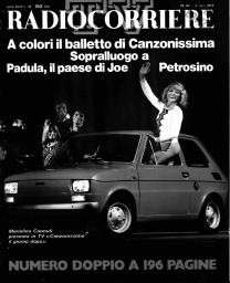 Anno 1972 Fascicolo n. 44