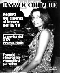 Anno 1973 Fascicolo n. 38