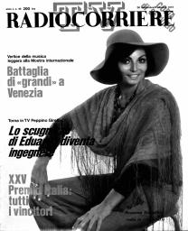 Anno 1973 Fascicolo n. 40