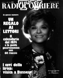 Anno 1973 Fascicolo n. 50
