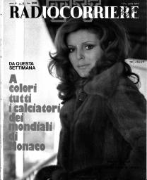 Anno 1974 Fascicolo n. 16