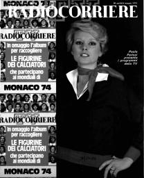 Anno 1974 Fascicolo n. 18