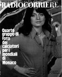 Anno 1974 Fascicolo n. 19