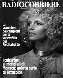 Anno 1974 Fascicolo n. 20