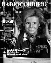Anno 1974 Fascicolo n. 23