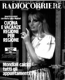 Anno 1974 Fascicolo n. 24