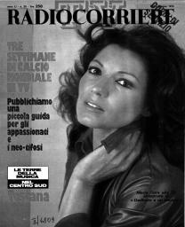 Anno 1974 Fascicolo n. 25