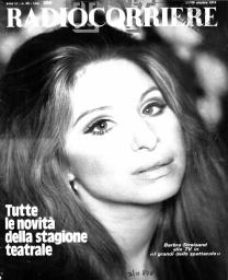Anno 1974 Fascicolo n. 43