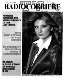 Anno 1975 Fascicolo n. 49