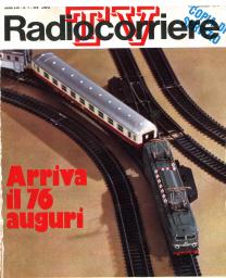 Anno 1976 Fascicolo n. 1