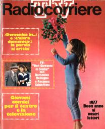 Anno 1977 Fascicolo n. 1