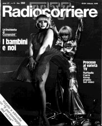 Anno 1978 Fascicolo n. 8