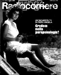 Anno 1978 Fascicolo n. 12