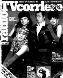 Anno 1978 Fascicolo n. 43