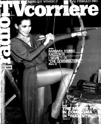 Anno 1980 Fascicolo n. 7