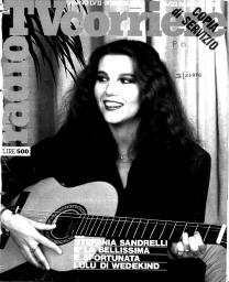 Anno 1980 Fascicolo n. 12