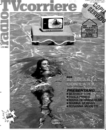 Anno 1980 Fascicolo n. 32