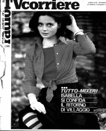 Anno 1981 Fascicolo n. 17