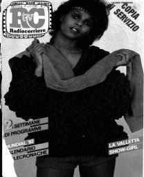 Anno 1982 Fascicolo n. 9